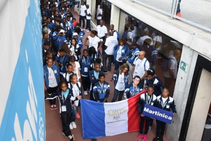 La 21ème édition des Jeux des Îles débute le 9 mai prochain en Martinique
