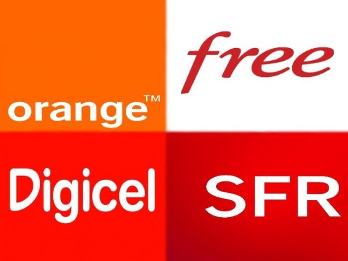 La 4G arrive aux Antilles à compter du 1er décembre 2016 avec un quatrième opérateur en prime : Free Mobile