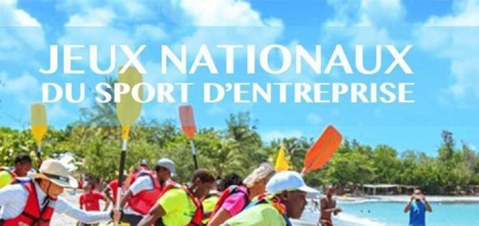La 8ème édition des Jeux Nationaux du Sport d'Entreprise se déroule en Martinique