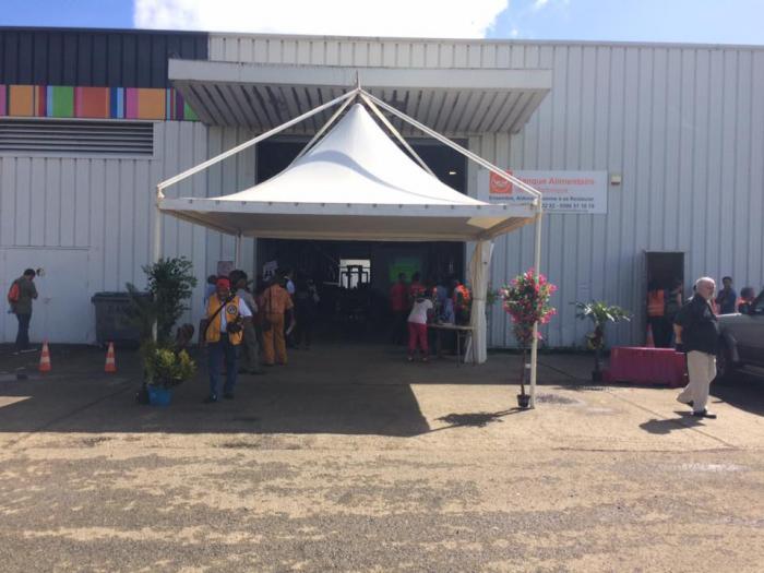 La banque alimentaire de Martinique lance sa grande collecte régionale