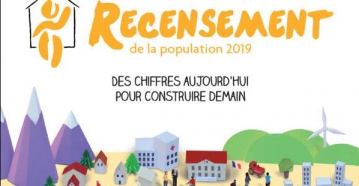 La campagne de recensement débute ce jeudi
