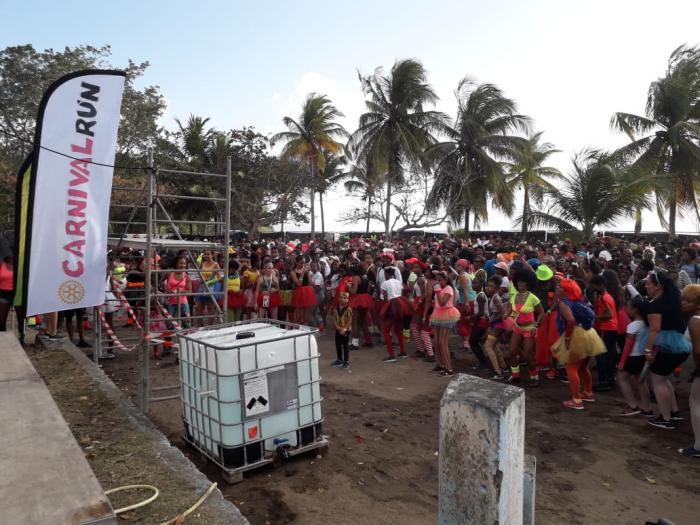 La Carnival Run : un vidé de la solidarité