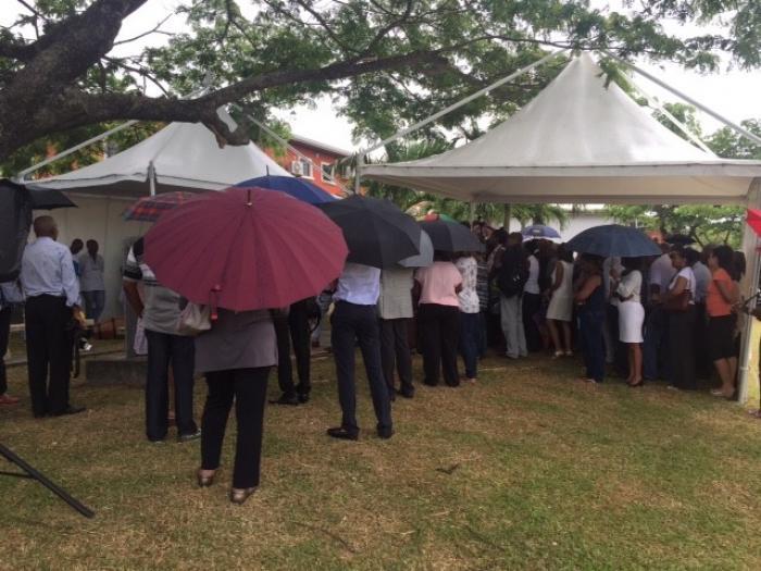 La CGSS et la DRSM rendent hommage à leurs agents disparus dans le crash