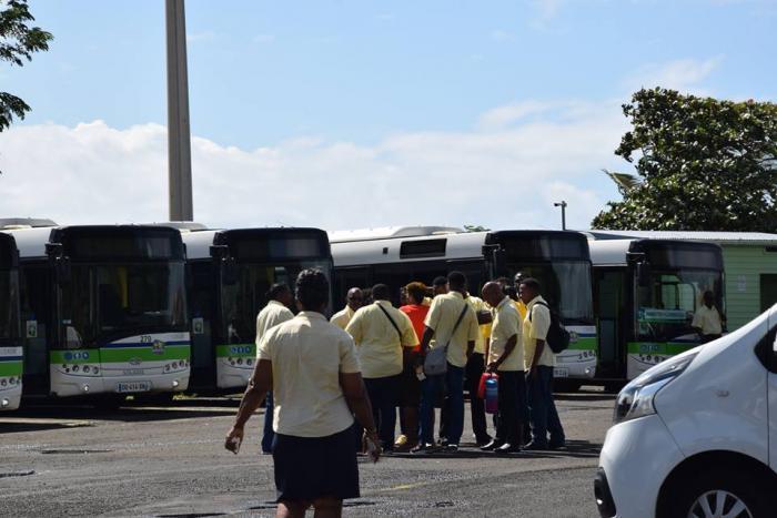 La circulation des bus Mozaïk devrait reprendre progressivement, ce mercredi