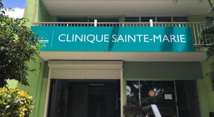 La Clinique Sainte-Marie en redressement judiciaire pour une période de 6 mois