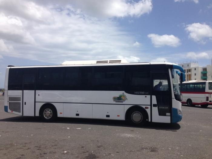La commission transports sillonne les routes de Guadeloupe