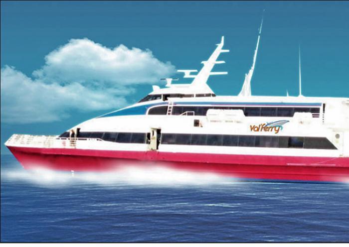La compagnie maritime Val Ferry propose de nouvelles rotations