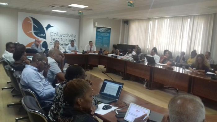 """La consommation des fonds européens en Martinique n'est """"ni bonne ni mauvaise"""""""