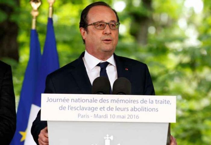 La création d'une fondation et d'un mémorial sur l'histoire de l'Esclavage une promesse difficile à réaliser d'ici la fin du quinquennat de F.Hollande
