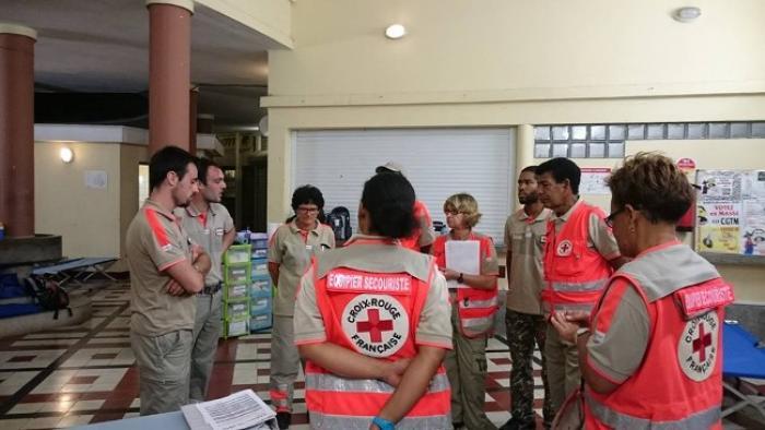 La Croix-Rouge a organisé une journée de sensibilisation aux premiers secours