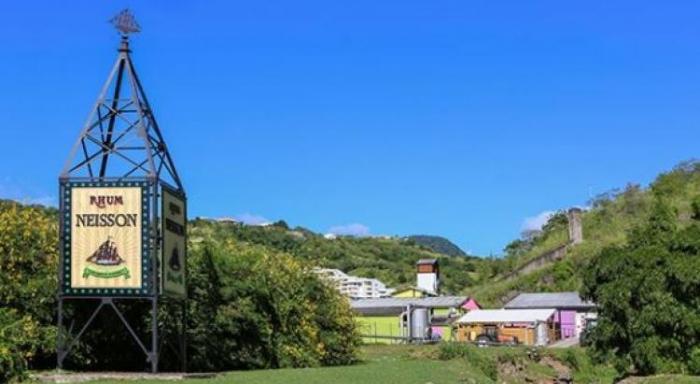"""La distillerie Neisson première """"Entreprise du Patrimoine vivant"""" en Martinique"""