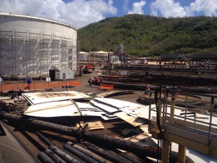 La déconstruction de l'ex-centrale de Bellefontaine, EDF mise sur l'insertion locale