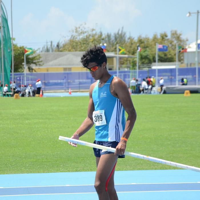 La délégation martiniquaise rapporte 3 médailles des Carifta Games d'athlétisme