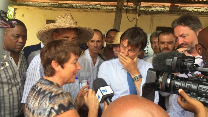 La démission de Hulot ne surprend pas en Martinique