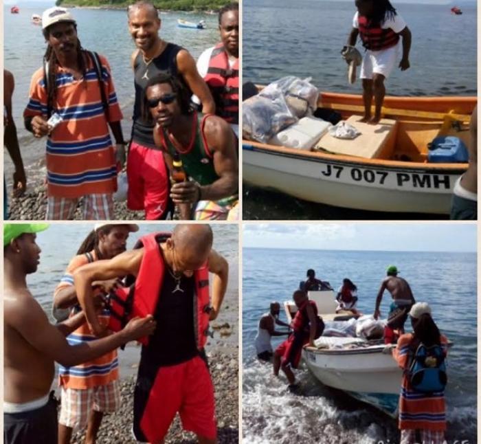 La Dominique et l'après cyclone Erika : Aide-toi et les autres t'aideront !
