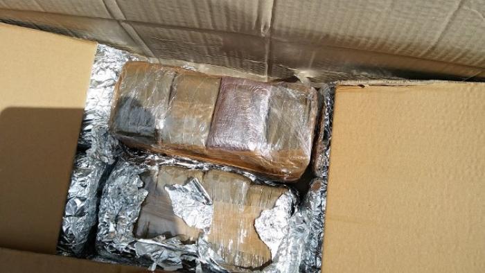 La douane saisit 582 kilos de cannabis destinés à la Martinique