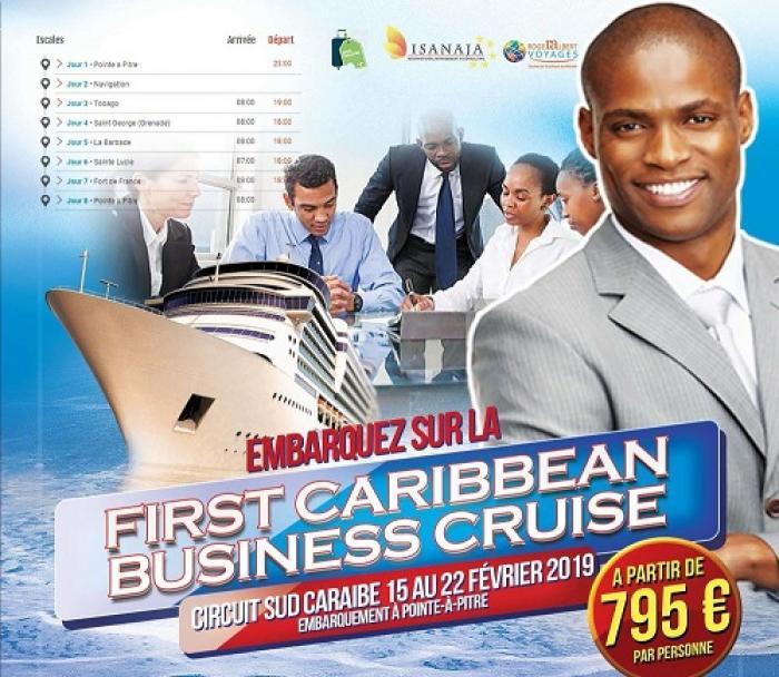 La First Caribbean Business Cruise affiche un bon bilan