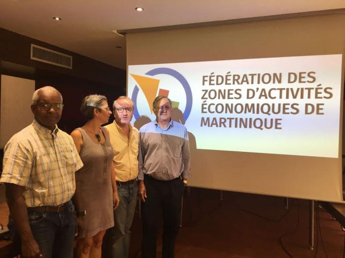 La fédération des zones d'activités économiques de Martinique fait son bilan