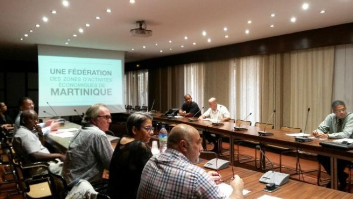 La fédération des zones d'activités économiques en Martinique a vu le jour
