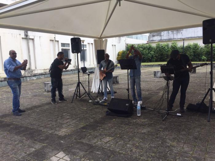La fête de la musique bat déjà son plein à Fort-de-France