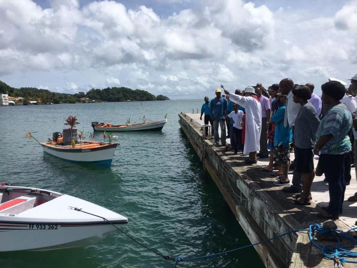 La fête des marins pêcheurs à Trinité