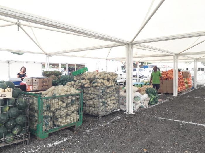 La Foire Agricole de Rivière-Pilote a ouvert ses portes, ce samedi
