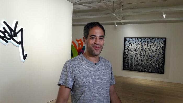 La Fondation Clément expose les œuvres de l'artiste américain JonOne