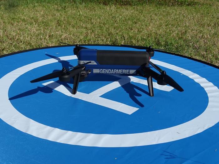 La gendarmerie de Martinique se dote d'un drone
