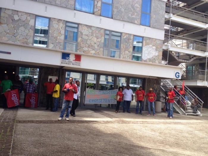 La grève dans le secteur de la santé est terminée