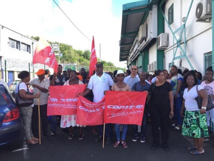 La grève de l'entreprise Madianet est terminée