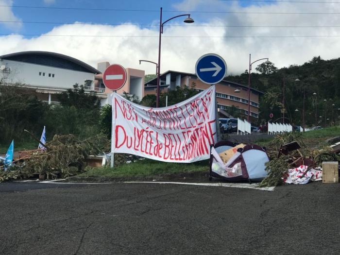 La grève des agents territoriaux continue ce lundi : des perturbations à prévoir à Bellefontaine et au Lamentin