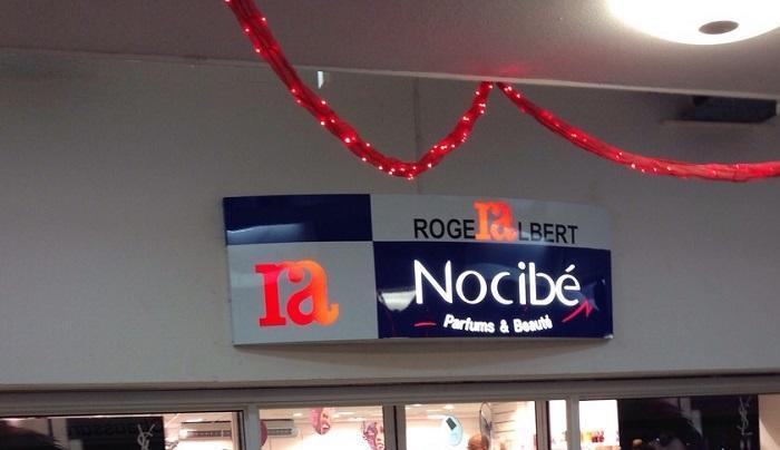La grève est suspendue chez Roger Albert Nocibé