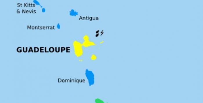 La Guadeloupe en vigilance jaune avec le passage d'une onde assez active