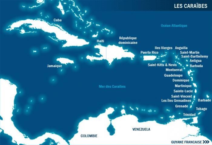 La Guadeloupe renoue avec la coopération régionale