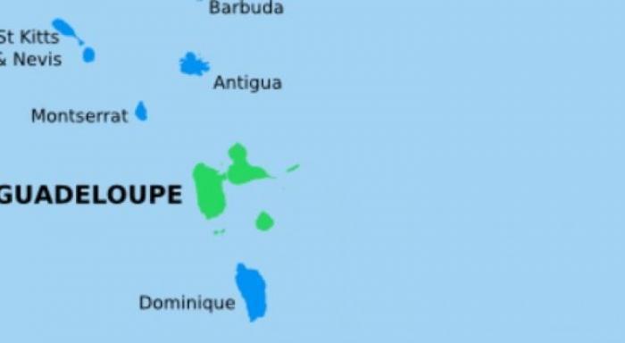 La Guadeloupe repasse au vert