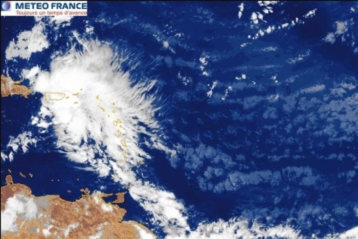La Guadeloupe repasse en vigilance jaune