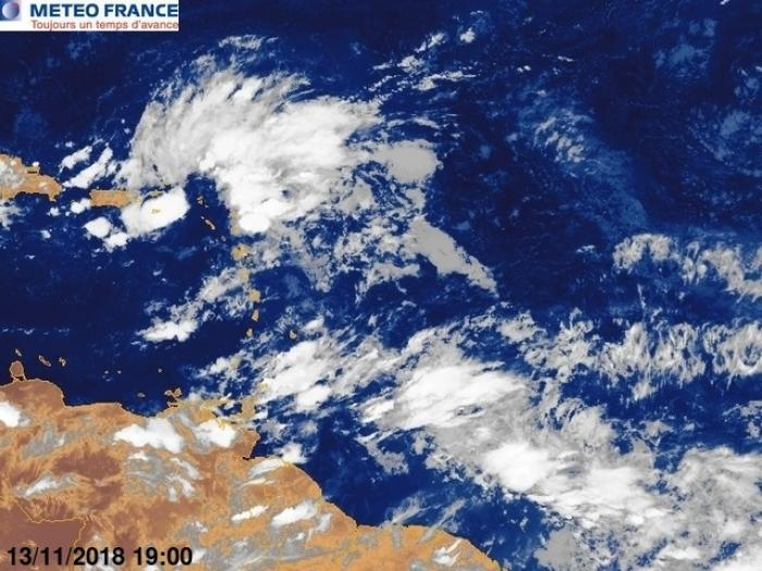 La Guadeloupe reste en vigilance orange