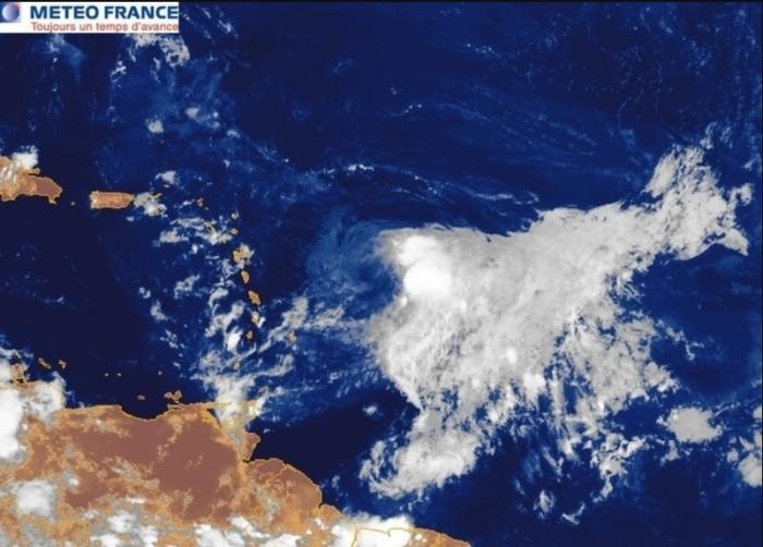 La Guadeloupe sera placée en vigilance rouge cyclone  à 20h