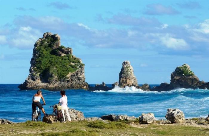 La Guadeloupe séduit peu