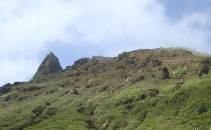 La Guadeloupe sous l'influence d'une masse d'air froid selon Météo France
