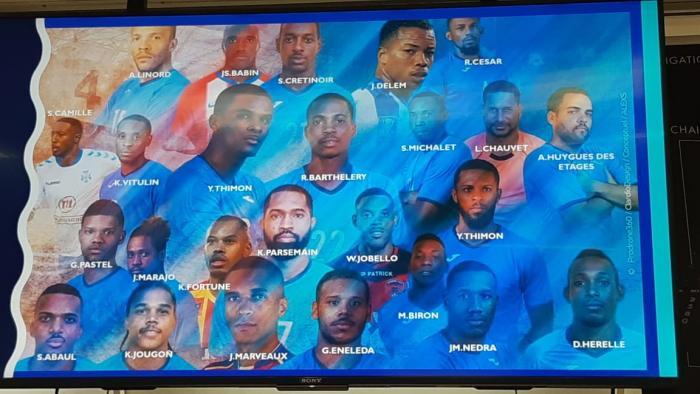 La liste des 25 Matininos retenus pour la Gold Cup 2019 a été divulguée