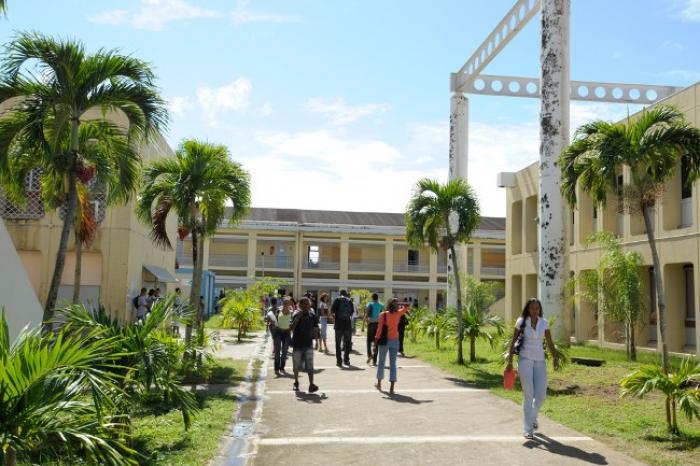 La Louisiane à l'Université des Antilles