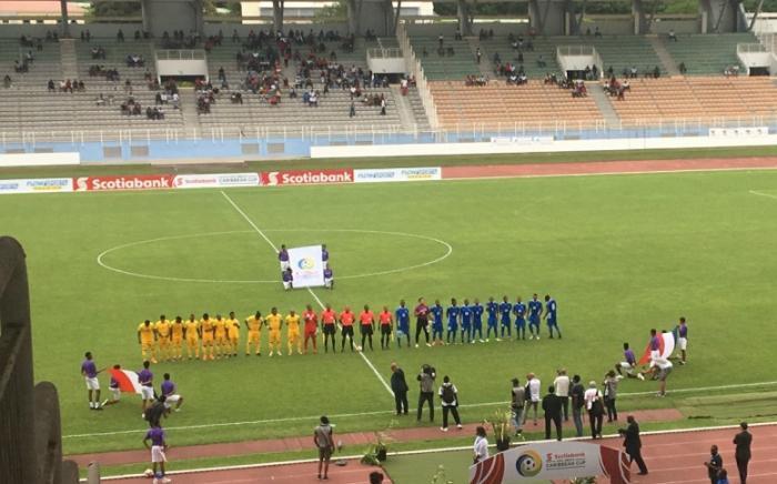 La Martinique affronte la Guyane pour la 3e place de la Coupe des Nations de la Caraïbe