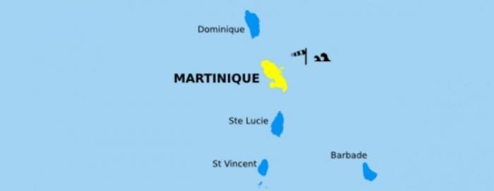 La Martinique en vigilance jaune pour fortes pluies orages et mer dangereuse à la côte
