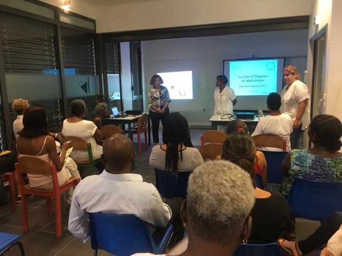 La Martinique est le territoire français le plus réticent au don d'organe