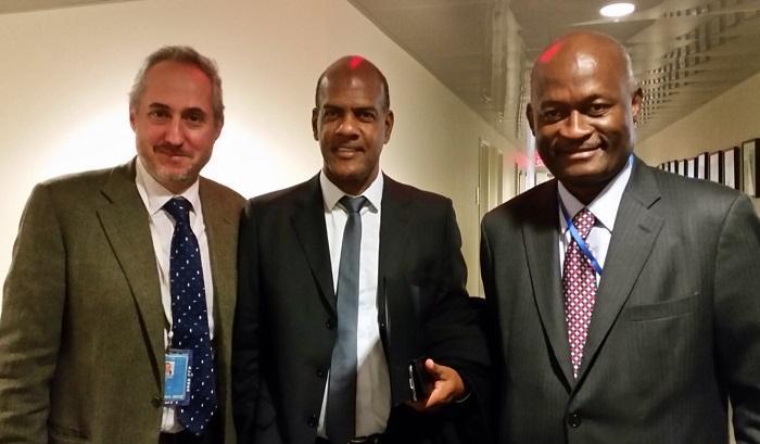 La Martinique figurera bientôt sur un monument de l'ONU !