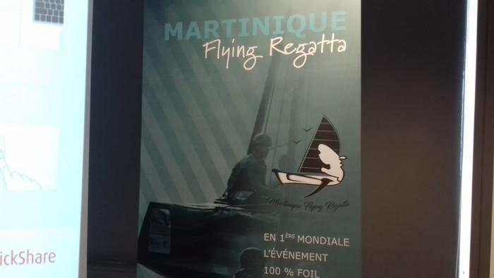 """La """"Martinique Flying Regatta"""" débute, ce week-end"""