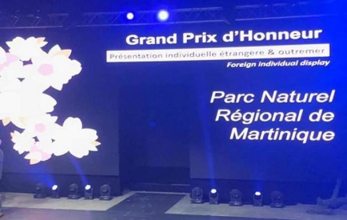 La Martinique à l'honneur pour la 12ème édition des Floralies Internationales de Nantes