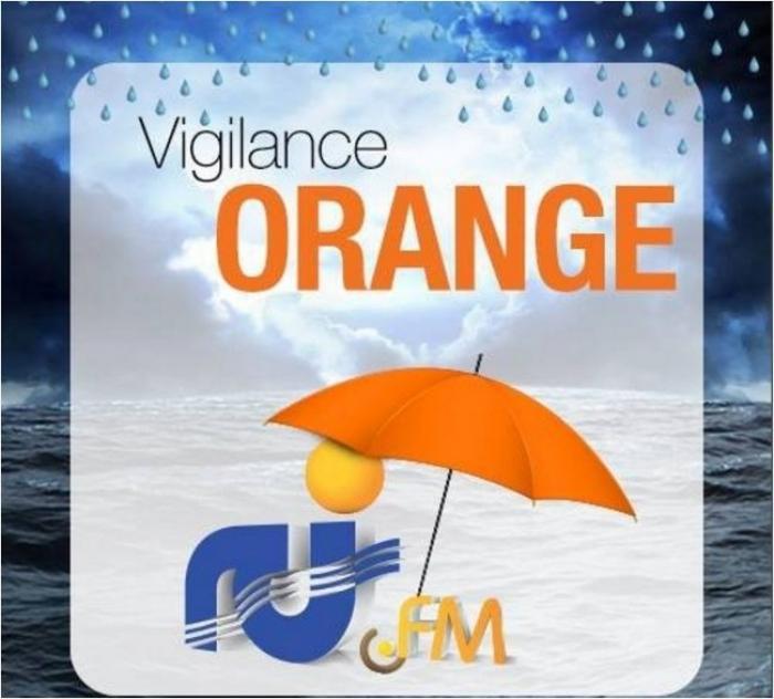 La Martinique à son tour placée en vigilance Orange