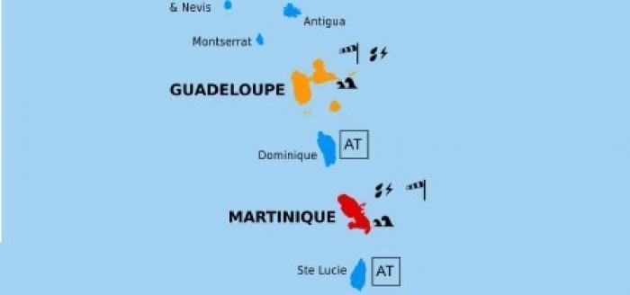La Martinique passe en vigilance rouge